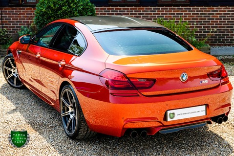 BMW M6 Competition GRAN COUPE 85