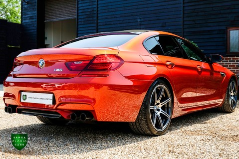 BMW M6 Competition GRAN COUPE 88