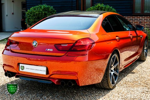 BMW M6 Competition GRAN COUPE 89