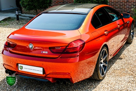 BMW M6 Competition GRAN COUPE 90