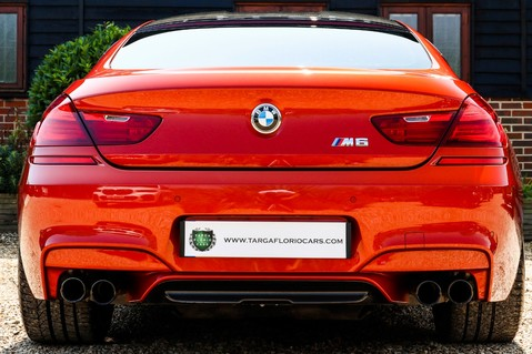 BMW M6 Competition GRAN COUPE 93