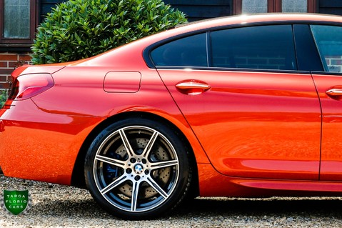 BMW M6 Competition GRAN COUPE 4