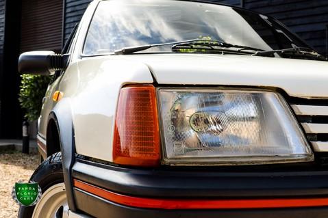 Peugeot 205 CTI CABRIO 1.6 22