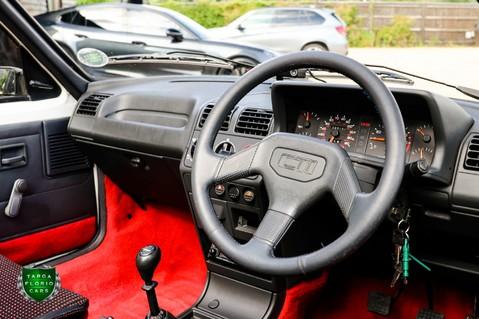 Peugeot 205 CTI CABRIO 1.6 24