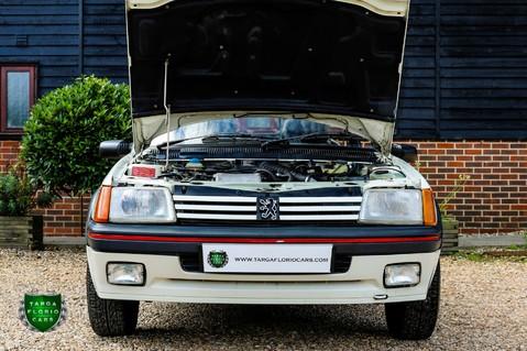 Peugeot 205 CTI CABRIO 1.6 52