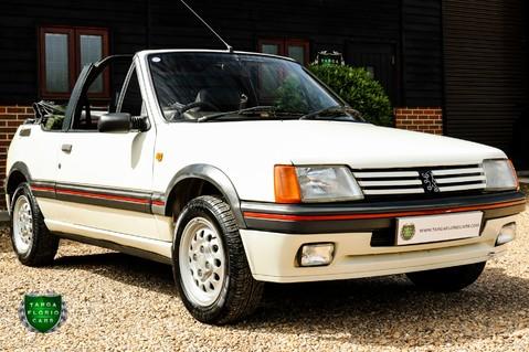 Peugeot 205 CTI CABRIO 1.6 57