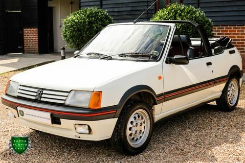 Peugeot 205 CTI CABRIO 1.6 58