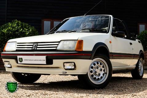 Peugeot 205 CTI CABRIO 1.6 64