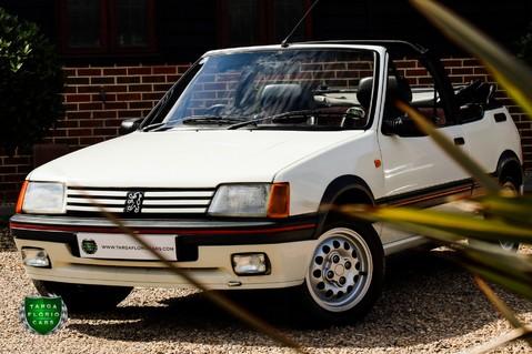 Peugeot 205 CTI CABRIO 1.6 65