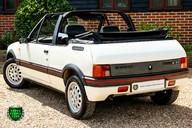 Peugeot 205 CTI CABRIO 1.6 74