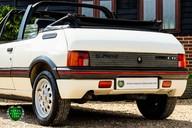 Peugeot 205 CTI CABRIO 1.6 76