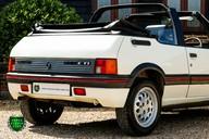 Peugeot 205 CTI CABRIO 1.6 78