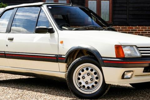 Peugeot 205 CTI CABRIO 1.6 81