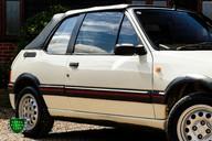 Peugeot 205 CTI CABRIO 1.6 3