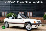 Peugeot 205 CTI CABRIO 1.6 1