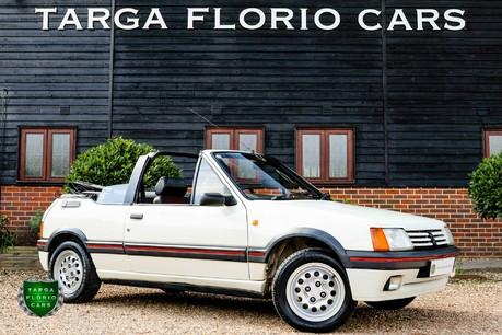 Peugeot 205 CTI CABRIO 1.6