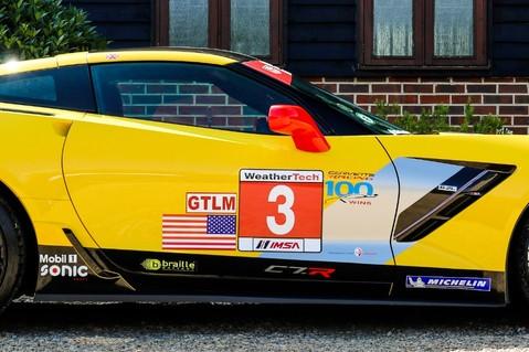 Chevrolet Corvette C7 STINGRAY GTLM HOMAGE 6.2 MANUAL 2