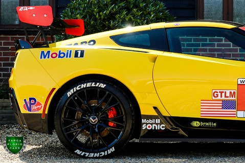 Chevrolet Corvette C7 STINGRAY GTLM HOMAGE 6.2 MANUAL 3