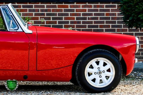 MG Midget MKII Roadster 1.1 3