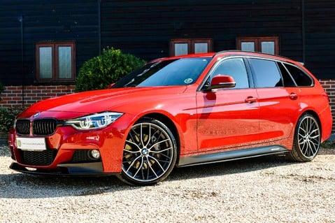 BMW 3 Series 340I M SPORT TOURING AUTO 28