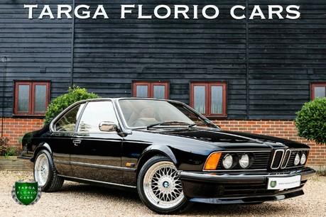 BMW 6 Series 3.4 E24 635 CSI