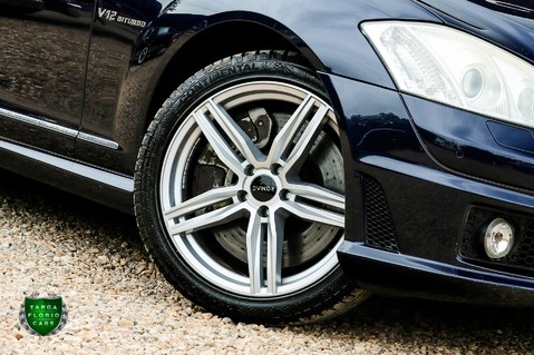 Mercedes-Benz S Class S65 AMG V12 BITURBO AUTO 56