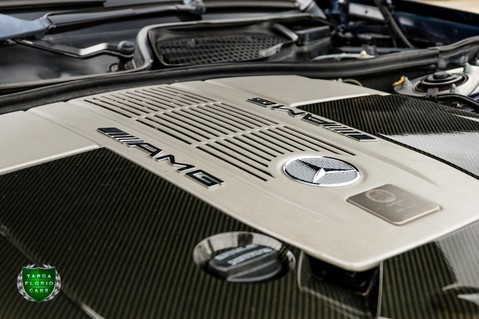 Mercedes-Benz S Class S65 AMG V12 BITURBO AUTO 63