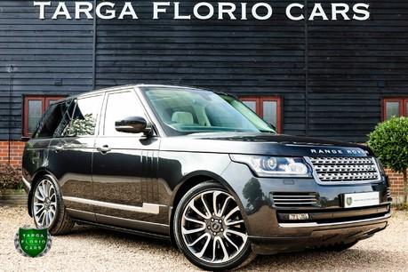 Land Rover Range Rover SDV8 AUTOBIOGRAPHY AUTO