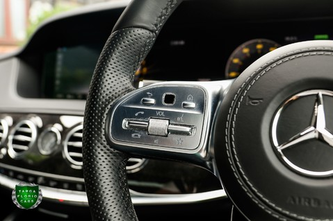 Mercedes-Benz S Class S450L 3.0 EQ BOOST AMG LINE G-TRONIC+ 35