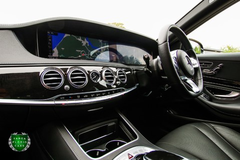 Mercedes-Benz S Class S450L 3.0 EQ BOOST AMG LINE G-TRONIC+ 49