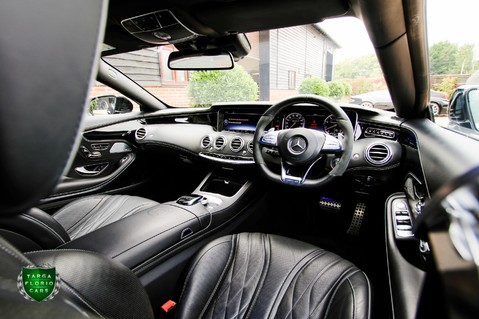 Mercedes-Benz S Class S65 AMG V12 BITURBO AUTO 48