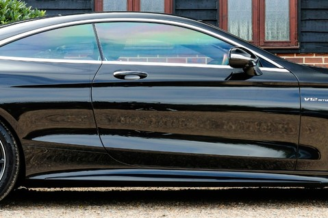 Mercedes-Benz S Class S65 AMG V12 BITURBO AUTO 4