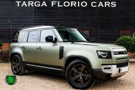 Land Rover Defender FIRST EDITION 2.0 AUTO (FULL SATIN PPF)