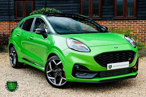 Ford Puma ST 1.5 ECOBOOST MANUAL (PERFORMANCE PACK) 56