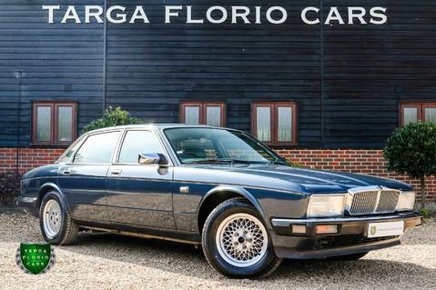 Jaguar Sovereign 4.0 AUTO 1