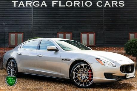Maserati Quattroporte GTS 3.8 V8 AUTO
