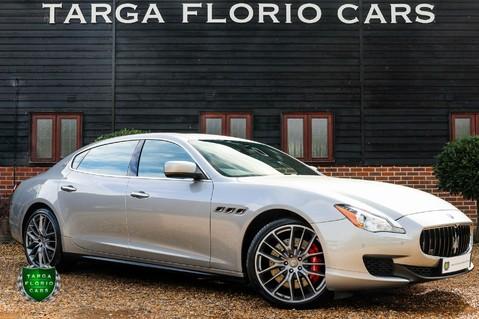 Maserati Quattroporte GTS 3.8 V8 AUTO 1