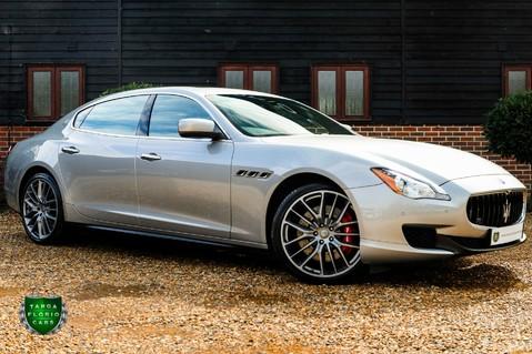 Maserati Quattroporte GTS 3.8 V8 AUTO 34