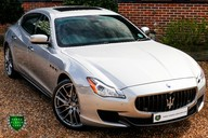 Maserati Quattroporte GTS 3.8 V8 AUTO 37