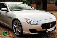 Maserati Quattroporte GTS 3.8 V8 AUTO 44