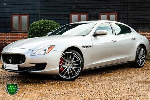 Maserati Quattroporte GTS 3.8 V8 AUTO 50