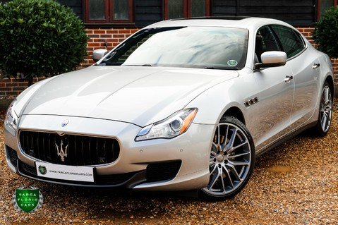 Maserati Quattroporte GTS 3.8 V8 AUTO 51