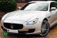 Maserati Quattroporte GTS 3.8 V8 AUTO 52