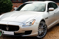 Maserati Quattroporte GTS 3.8 V8 AUTO 53