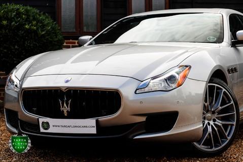 Maserati Quattroporte GTS 3.8 V8 AUTO 55