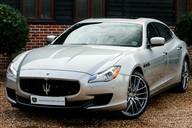 Maserati Quattroporte GTS 3.8 V8 AUTO 57