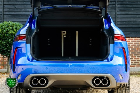 Jaguar F-Pace SVR 5.0 V8 AUTO 100
