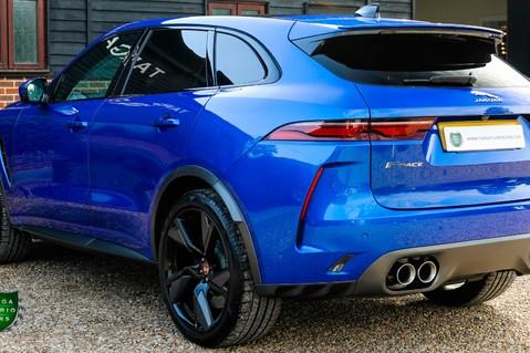 Jaguar F-Pace SVR 5.0 V8 AUTO 102