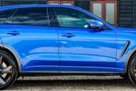 Jaguar F-Pace SVR 5.0 V8 AUTO 2