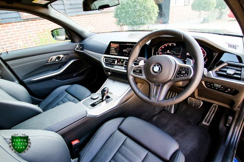 BMW 3 Series 320I 2.0 M SPORT AUTO 6